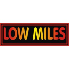 Car Roof Top Low Miles (3FT X 1FT)