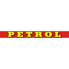 Car Roof Top Petrol Sign (3FT X 1FT)