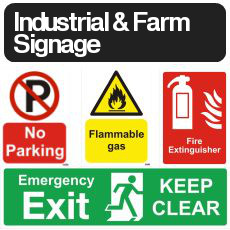 Industril & Farm Signage